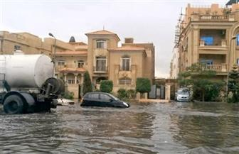 النائب العام يكلف الرقابة الإدارية بإعداد تقرير عن أزمة تراكم المياه بالقاهرة الجديدة