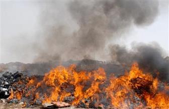 عشرات الإصابات جراء حريق بمكب للنفايات في ميانمار