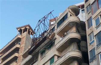 """القبض على 4 متهمين جدد في واقعة سقوط لوحة إعلانات """"ستانلي"""" بالإسكندرية"""