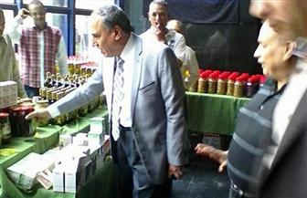 مد معرض منتجات مطروح الزراعية بنقابة الصحفيين إلى 3 مايو