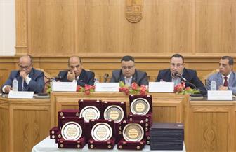 نقيب مهندسي الإسكندرية يشارك في ملتقى التوظيف السنوي | صور