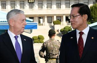 وزيرا دفاع أمريكا وكوريا الجنوبية يبحثان هاتفيا جهود نزع السلاح النووي لبيونج يانج