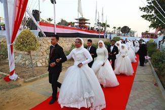 """""""تضامن الغربية"""": زواج 16 فتاة في القرى الأكثر احتياجا خلال نوفمبر"""