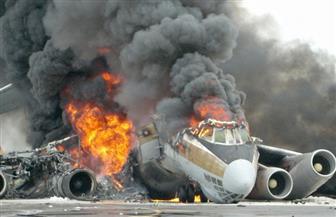 مقتل 14 على الأقل في سقوط طائرة ركاب بكازاخستان