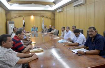 تشكيل غرفة أزمات وكوارث بديوان عام محافظة الأقصر لمواجهة التقلبات الجوية | صور