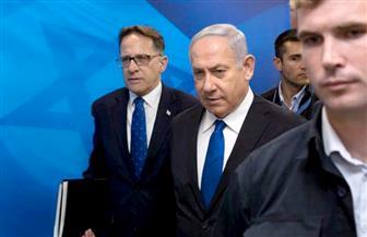 انطلاق محادثات نتنياهو ووزير الخارجية الأمريكي فور وصوله إلى إسرائيل