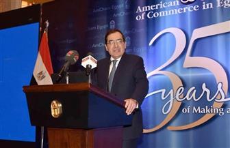 وزير البترول: مزايدة عالمية للبحث عن الغاز فى البحر الأحمر نهاية العام