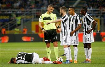 يوفنتوس يعلن إصابة ماندزوكيتش بجرح في قدمه