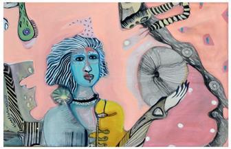 """أربعة معارض شخصية لفنانين سكندريين في النحت والتصوير بجاليري """"ضي"""""""