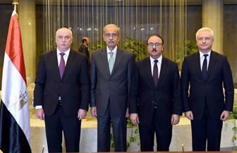 رئيس الوزراء يشيد بالتعاون مع الجانب البيلاروسي فى مجال الاتصالات وتكنولوجيا المعلومات