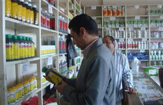 الزراعة: ضبط 2848 عبوة مبيدات مغشوشة ومحظورة خلال 30 يوما