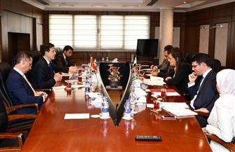 اتفاق لتبادل الخبرات بين وزارة التخطيط ومركز جنيف للسياسة الأمنية | صور
