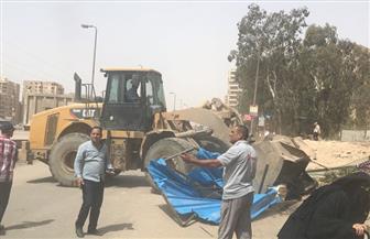 استمرار حملات الإزالة بالقاهرة.. 100 عمارة و15 كافيه حصيلة أسبوع   صور