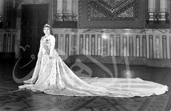 ناريمان آخر ملكة مصرية.. لقطات من شبابها وزفافها تنشر للمرة الأولى