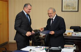 اتفاقية تعاون بين صندوق تطوير المناطق العشوائية وجامعة فاروس بالإسكندرية