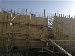 """الانتهاء من إنشاء رافع وخزان """"بيهمو"""" بسعة 5 آلاف متر مكعب نهاية مايو المقبل  صور"""