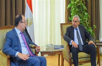 طارق قابيل: توافق في الرؤى بين مسئولي الحكومتين المصرية واللبنانية لتنمية العلاقات التجارية والاستثمارية