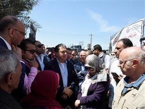 وزير الصحة ومحافظ بورسعيد يتفقدان أعمال تطوير وحدتي الكاب وبحر البقر القديمة   صور