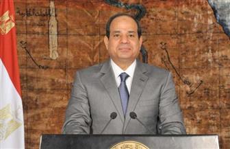 الرئيس السيسي يوقع قانون إنشاء المجلس الأعلى لمواجهة الإرهاب والتطرف