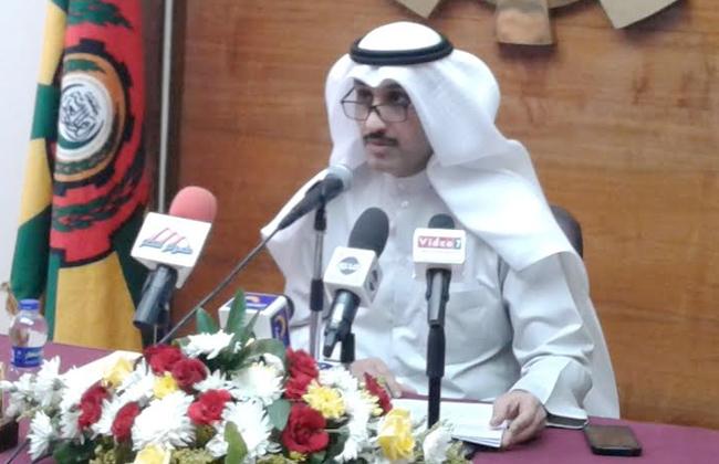 اليوم.. مؤتمر صحفي  للعمل العربية  لتسليط الضوء على أهم بنود الدورة 46 لمؤتمر العمل العربي -