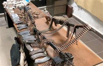 مقتل 3 من العناصر الخطرة بحوزتهم 4 كيلو هيروين بالإسماعيلية| صور