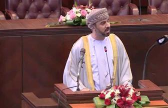"""رئيس """"الشورى"""" بعمان: نحتاج لحل مشكلات الأمة العربية عن طريق المفاوضات والجلوس على مائدة الحوار"""