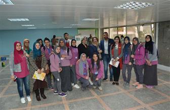 """انطلاق مبادرة """"بحلم بالمستقبل"""" لطلاب الدقهلية من داخل مركز أورام المنصورة"""