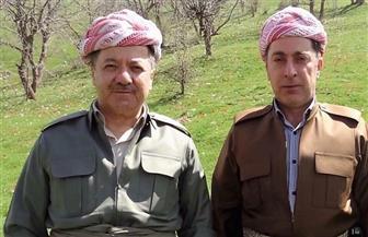 """""""الديمقراطي الكردستاني"""" بالقاهرة يتلقى العزاء في دولفان بارزاني"""