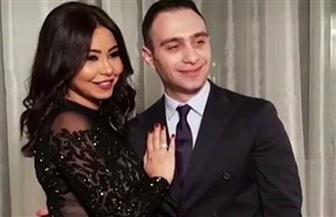 شيرين مع زوجها حسام حبيب بالكويت | فيديو