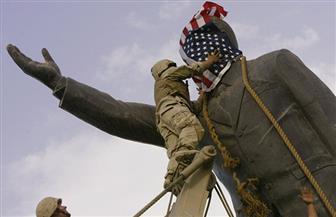 القدم بـ 100 ألف يورو.. والمؤخرة بـ 250 ألف استرلينى .. تعرف على ثمن تمثال صدام حسين