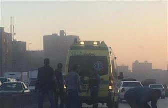 مصرع مجند صدمته سيارة أثناء عبوره الطريق الدائري