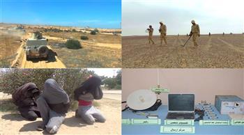 نص البيان الثامن عشر للقيادة العامة للقوات المسلحة   صور