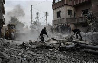"""بين نفي """"النظام"""" وتأكيد """"المنظمات الأممية"""".. ظهور """"الكيماوي"""" في سماء دوما والحصيلة 70 قتيلا"""