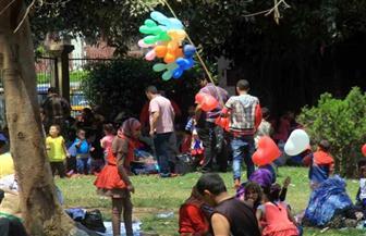 توزيع 50 ألف كيس قمامة على  زوار الحدائق خلال أيام عيد الأضحى