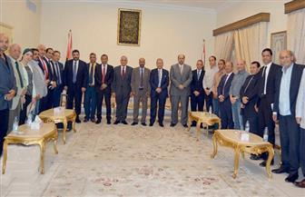 هيئة التنمية الصناعية تعقد لقاء موسعا مع المصريين بالإمارات لعرض الفرص الاستثمارية المتاحة