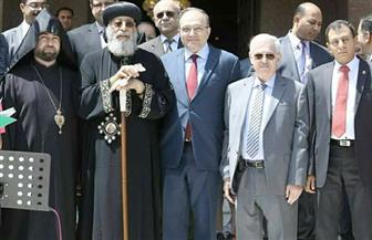 البابا تواضروس يستقبل سفير أرمينيا