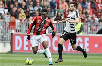 التعادل 1/1 يخيم على مباراة رين ونيس في الدوري الفرنسي