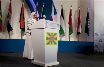 وزيرة العمل بالكويت: لا يمكن الحديث عن التنمية بمعزل عن السلام على أرض فلسطين