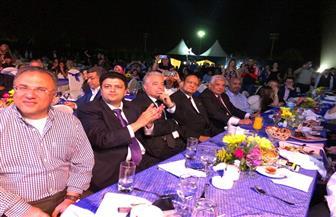 خالد فودة خلال حفل عاصي الحلاني: شرم الشيخ ستعود قبلة السياحة العالمية قريبا| صور