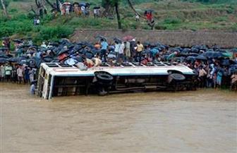 مقتل 15 طفلا إثر سقوط حافلة مدرسية في واد بشمال الهند