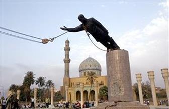 """بين""""معاول الحشد الشعبى"""" و""""قنابل الدواعش"""".. هل لايزال جثمان صدام فى قبره؟"""