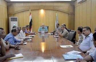 غرفة الأزمات والكوارث بديوان عام محافظة الأقصر تواصل عملها لليوم الثالث