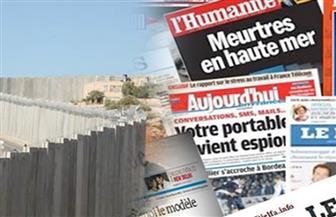 """الصحف الفرنسية: """"الأعلام البيضاء"""" تثير الرعب فى العراق.. و""""تاورغاء الليبية"""" تدفع ثمن الولاء للقذافى"""