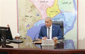 محافظ السويس يسلم جوائز الفائزين من 18 محافظة في المسابقة الدينية بمركز شباب فيصل