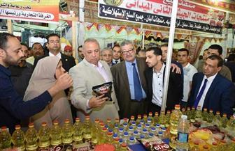 """محافظ الشرقية يقرر تخفيض سعر اللحوم والسلع الأساسية بمعرض """"أهلا رمضان"""""""