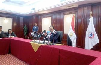 وزير الصحة يعلن 3 خطوات لتقديم الخدمات في قانون التأمين الصحي الجديد | صور