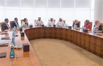وزارة التخطيط تناقش آليات عمل مشروع جائزة التميز الحكومي في الإمارات | صور
