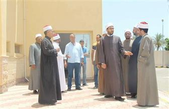 أئمة المساجد يزورون محطة اليسر لتحلية المياه بالغردقة | صور