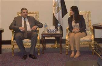 رانيا المشاط تناقش مع الأمين العام لمنظمة السياحة العالمية محاور العام المقبل