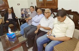 لجنة الزراعة بمجلس النواب تلتقي صيادي مدينة القصير | صور